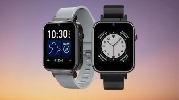 Rogbid Air: ufficiale lo sportwatch con GPS, fotocamera e telefonate 4G