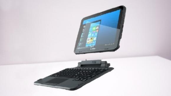 Zebra Technologies annuncia i nuovi tablet corazzati 2-in-1 ET80 e ET85
