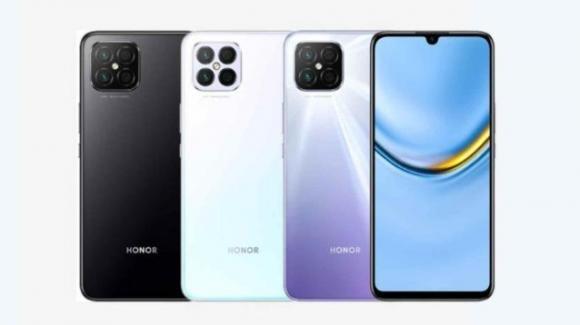 Honor Play 20 Pro: medio-gamma ufficiale con AMOLED e color gamut DCI-P3