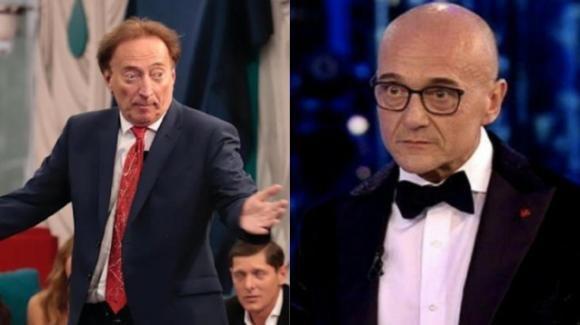 """GF Vip 6, Amedeo Goria fa una rivelazione notturna: """"Signorini mi ha detto di farlo"""""""