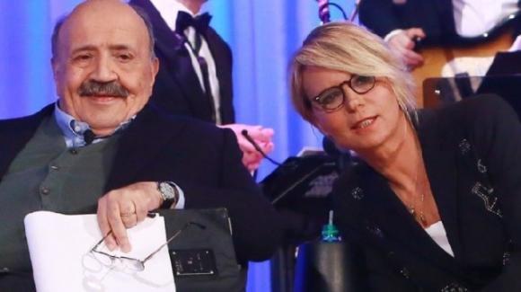 """Maurizio Costanzo, un grave errore nel suo programma: """"Maria mi ha aiutato"""""""
