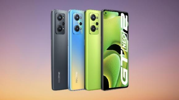 Realme GT Neo 2: ufficiale il gaming smartphone 5G con Snap 870 e tante migliorie
