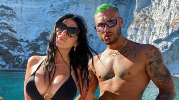 Gabriele Bianchi: la gelosia della fidanzata e la scelta del nome da dare al figlio
