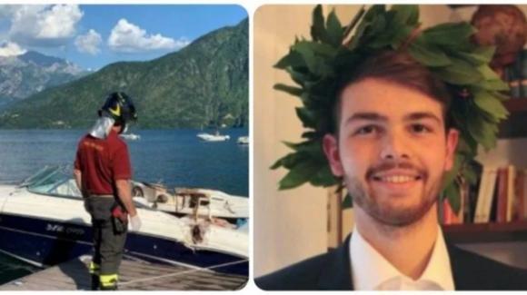 Incidente lago di Como, morto 22enne: chiesto giudizio immediato per la ragazza alla guida della barca