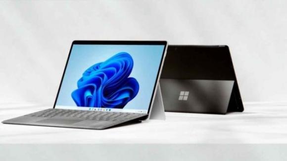 Ufficiali i nuovi convertibili Microsoft Surface Pro 8 e Surface Go 3