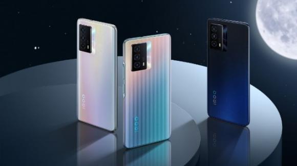 iQOO Z5: ufficiale il gaming phone 5G di fascia media