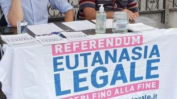 Eutanasia: referendum a quota 900.000 firme e ora anche la legge