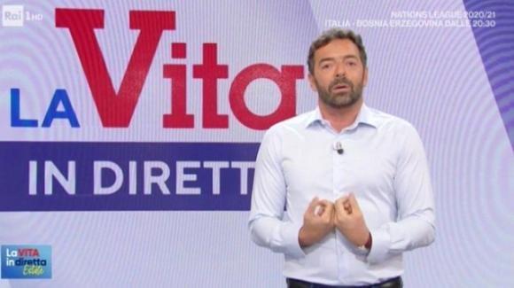 La Vita in Diretta slitta, Aldo Montano dal GF Vip va a Rai1: le modifiche