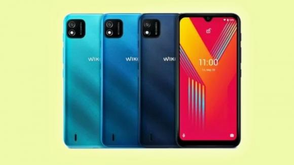 Wiko Y62 Plus: ufficiale lo smartphone low cost con Android 11 Go Edition