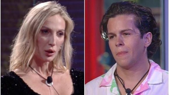 """GF Vip, Valentina Nulli Augusti contro Tommaso Eletti: """"Mi hai dato della prostituta"""""""