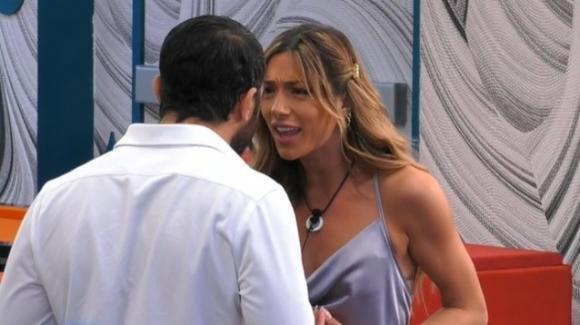 """GF Vip, dura lite tra Soleil Sorgè e Gianmaria Antinolfi: """"Non devi nominare mio padre"""""""