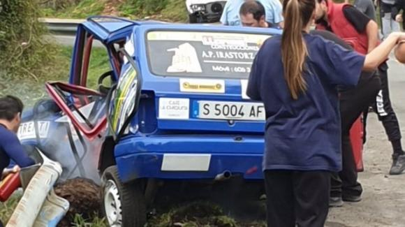 Spagna, morti due piloti di rally durante una gara: mondo dello sport in lutto