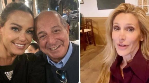 GF Vip, Sonia Bruganelli pubblica una foto con Magalli e fa infuriare Adriana Volpe