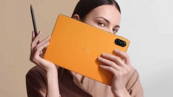 Honor Pad V7: ufficiale il tablet che porta all'esordio il processore Kompanio 900T