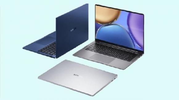 Honor MagicBook V14: ufficiale il primo notebook al mondo già con Windows 11