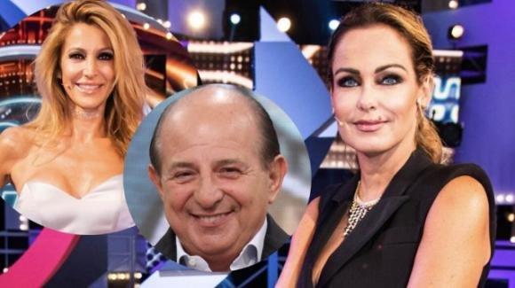 """""""Facciamo una foto così Adriana impazzisce"""": Sonia Bruganelli interviene sullo scatto con Magalli"""