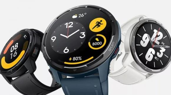 Xiaomi Watch Color 2: ufficiale lo smartwatch colorato con NFC e GPS