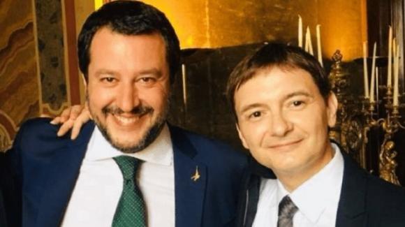 Luca Morisi curava l'immagine social di Salvini, adesso è indagato per droga