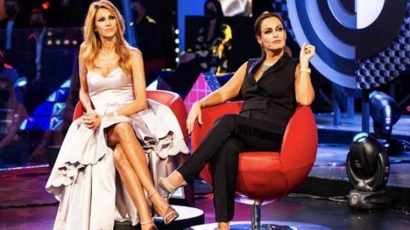 """GF Vip, scontro tra Adriana Volpe e Sonia Bruganelli: """"Non siamo amiche"""""""