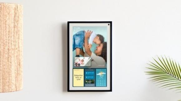 Amazon presenta Echo Show 15, Video Doorbell, Smart Thermostat e router eero Pro 6