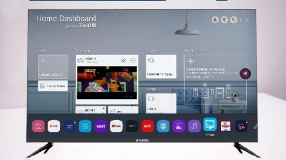 Smart TV LED 4K Ultra HD: ufficiale la nuova linea di TV LED Smart 4K di Hyundai
