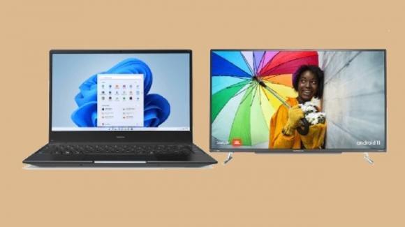 Da Nokia il notebook Purebook S14, nuove smart TV anche 4K, cuffie e auricolari tws