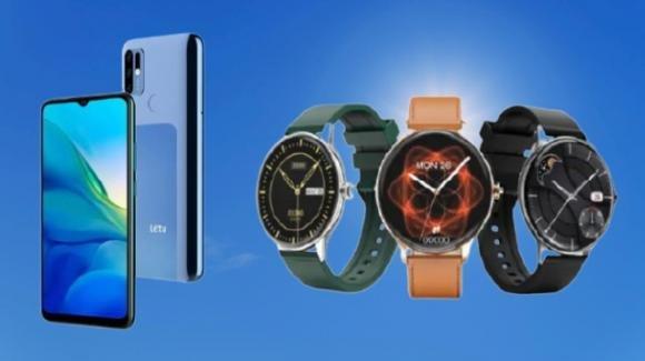 LeTV è tornata: presentati lo smartphone S1 e lo smartwatch T2