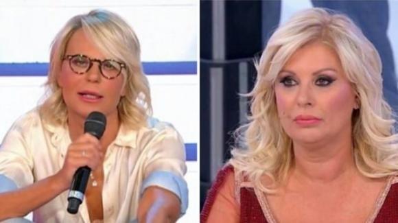 """U&D, Maria De Filippi perde la pazienza con Tina Cipollari: """"Questi non sono affari tuoi"""""""