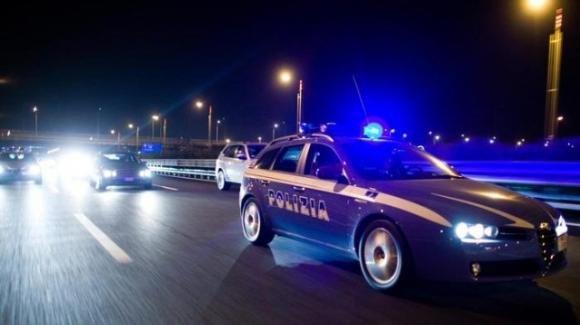 Milano, non si ferma all'alt: inseguito per 50 km dalla Polizia