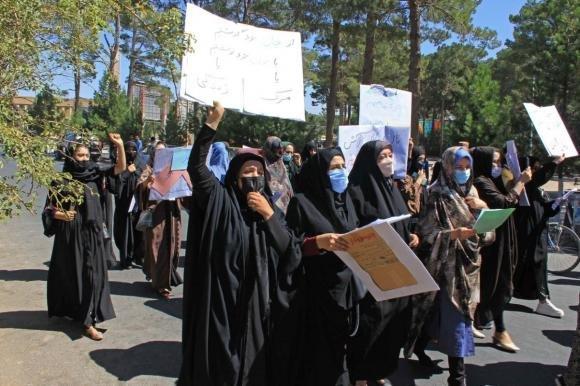 Donne afghane: il coraggio di rivendicare il diritto allo studio e al lavoro