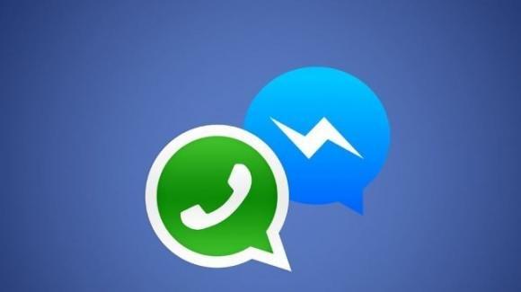 WhatsApp e Messenger: importanti novità dalle chat app di Menlo Park