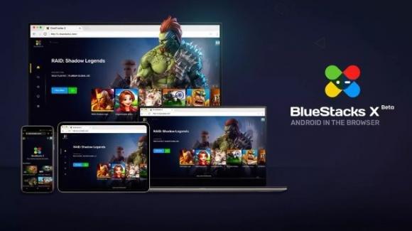Bluestacks X: ufficiale anche in Italia il nuovo servizio di cloud gaming (ibrido)