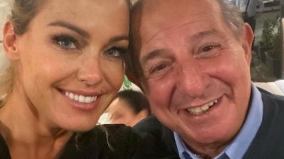 """Verissimo, Magalli parla della foto con Sonia Bruganelli: """"Fatta per provocare Adriana Volpe"""""""