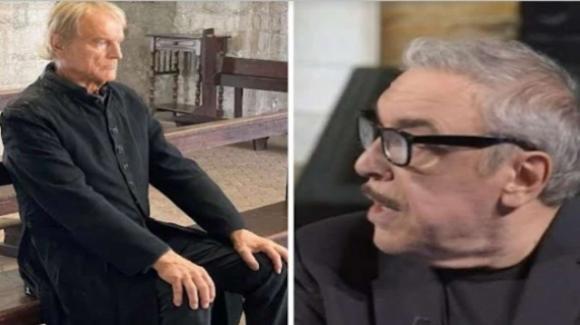"""""""Che tempo che fa"""", Nino Frassica su Terence Hill: """"Per Don Matteo non è un addio ma un arrivederci"""""""