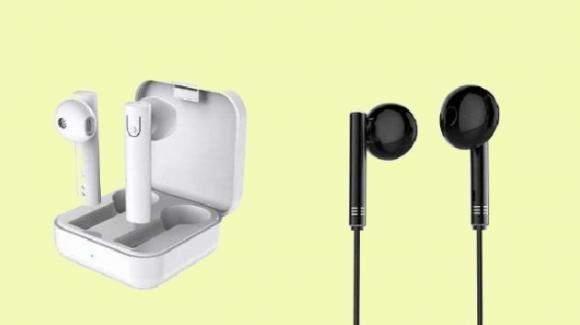 Snokor by Infinix presenta gli auricolari TWS iRocker Stix e i cablati Bass Drops