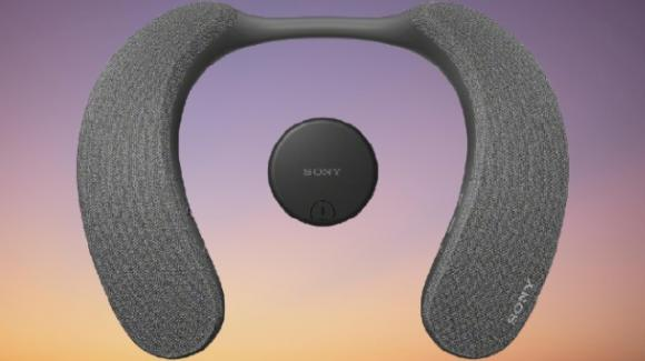 SonySRS-NS7: in arrivo il nuovo modello di speaker indossabile
