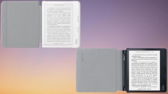 Kobo presenta i nuovi ebook reader premium Kobo Libra 2 e Kobo Sage (con pennino)