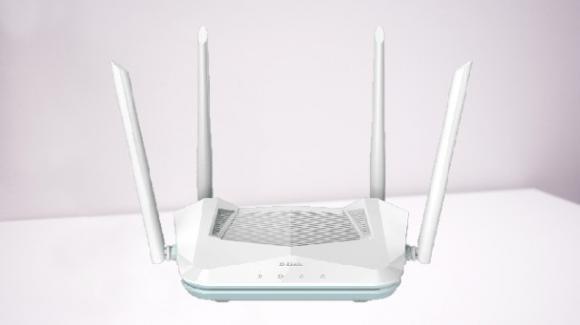 D-Link presenta il nuovo Smart Router Wi-Fi 6 con intelligenza artificiale