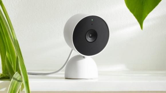 Nest Cam: Google presenta la nuoa videocamera di sorveglianza smart