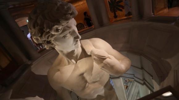 Dubai: copia del David di Michelangelo censurata per non offendere i musulmani