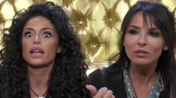 """GF Vip, Raffaella Fico attacca Miriana Trevisan: """"Sei falsa e poco educata"""""""