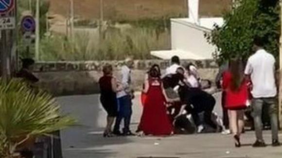 Lecce, rissa al ristorante durante un matrimonio: testimone avrebbe molestato la sposa
