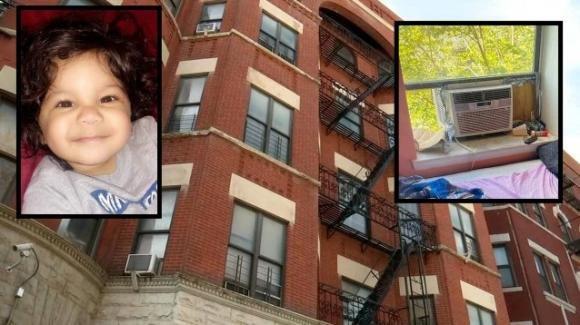 USA: precipita fuori dalla finestra mentre salta sul letto, morto bambino di 3 anni