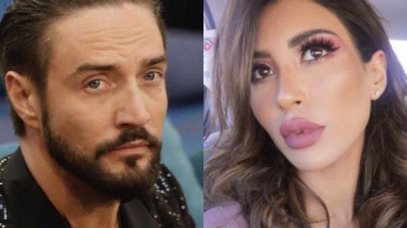 """GF Vip, Mila Suarez contro Alex Belli: """"Il tuo matrimonio con Delia è finto come te"""""""