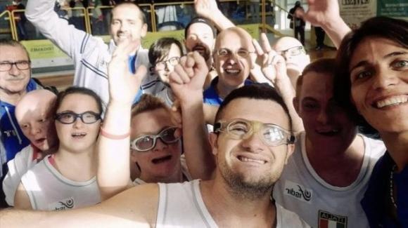La Nazionale di basket con sindrome di Down trionfa ancora: vinti gli Europei