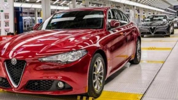 Alfa Romeo: dal 2023 la produzione sarà per l'80% solo su richiesta