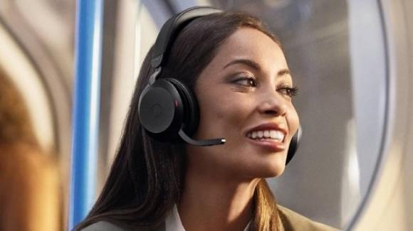 Jabra Evolve2 75: ecco le nuove cuffie wireless con ANC avanzato