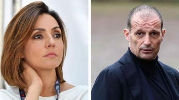"""Ambra Angiolini e Max Allegri al capolinea: """"E' finita a causa di un tradimento"""""""