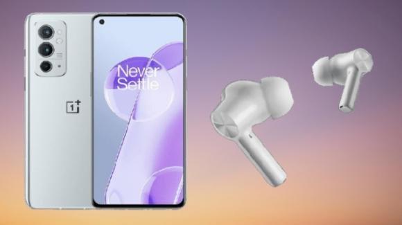 OnePlus presenta il top gamma OnePlus 9RT e gli auricolari OnePlus Buds Z2