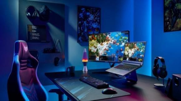 Next@Acer 2021: Acer a valanga, con hardware per professionisti, gamers e creativi